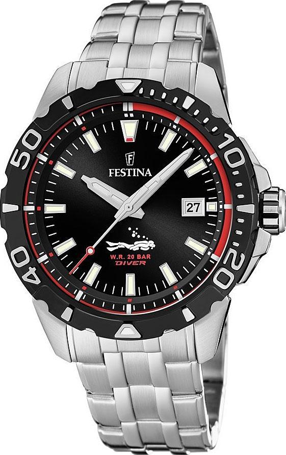 Мужские часы Festina F20461/2 цены онлайн