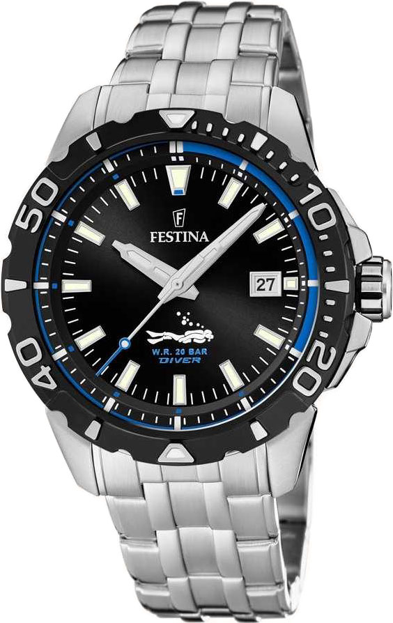 Мужские часы Festina F20461/4 наручные часы festina f20202 4