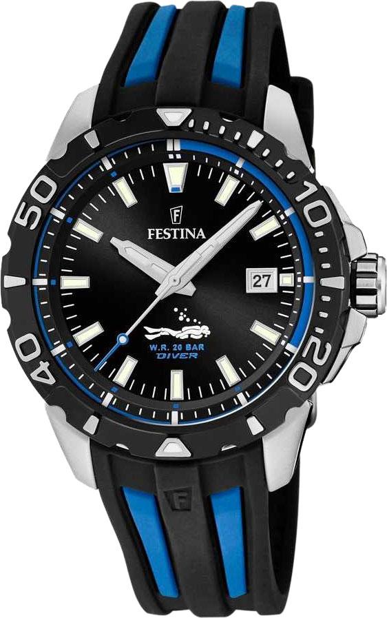 Мужские часы в коллекции The Originals Мужские часы Festina F20462/4 фото