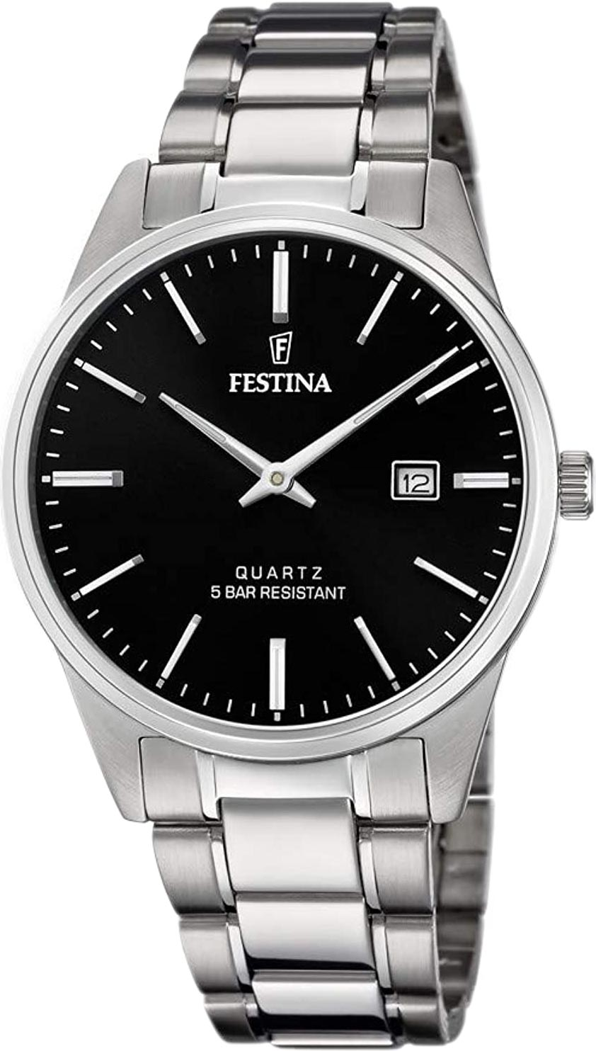 Фото - Мужские часы Festina F20511/4 мужские часы festina f20536 4