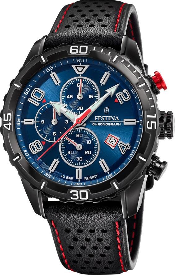 Фото - Мужские часы Festina F20519/2 мужские часы festina f20536 4