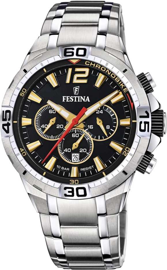 цена Мужские часы Festina F20522/5 онлайн в 2017 году