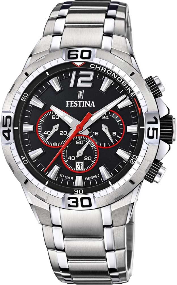 Мужские часы Festina F20522/6 мужские часы festina f20344 5