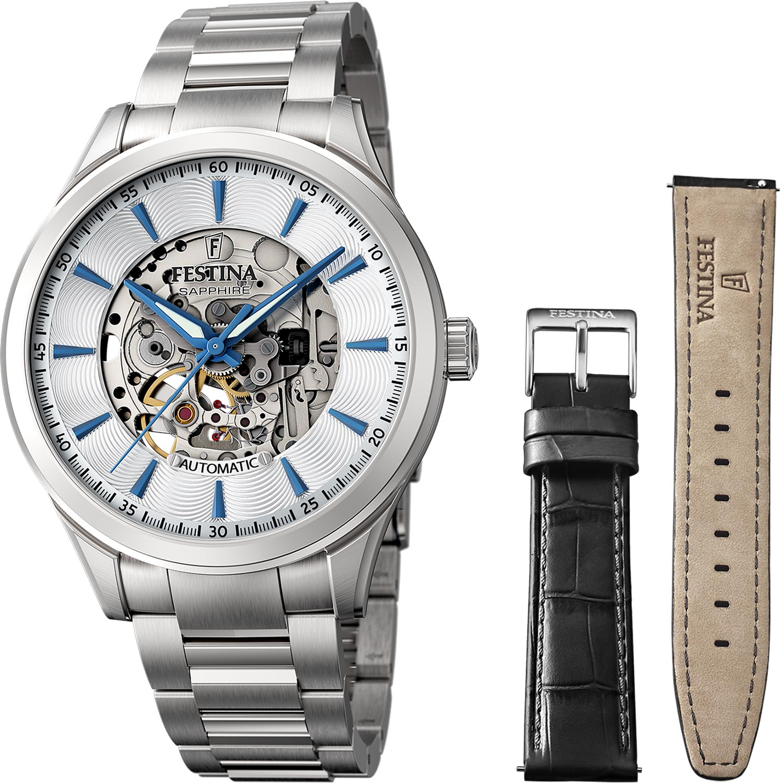 Фото - Мужские часы Festina F20536/1 мужские часы festina f20536 4