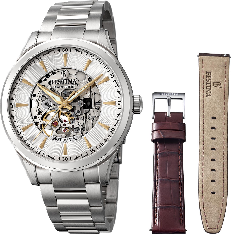Фото - Мужские часы Festina F20536/2 мужские часы festina f20536 4