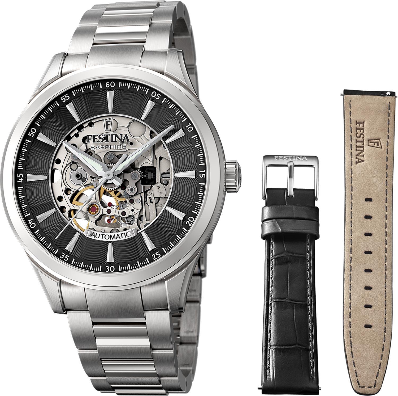 Фото - Мужские часы Festina F20536/4 мужские часы festina f20536 4
