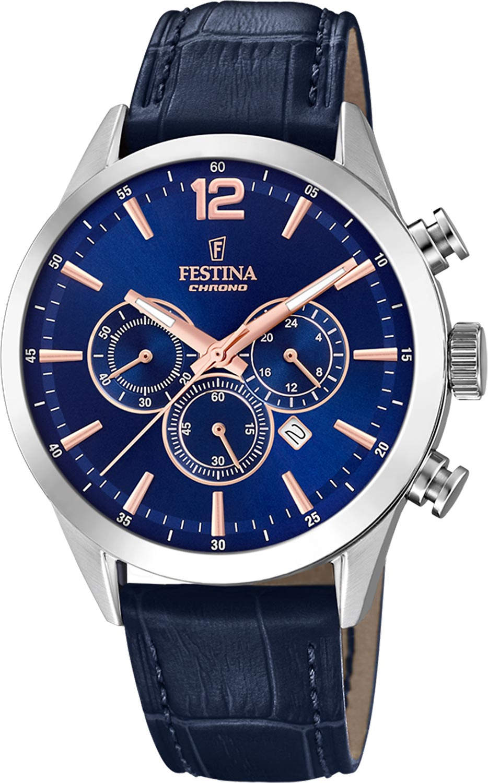 Фото - Мужские часы Festina F20542/4 мужские часы festina f20536 4