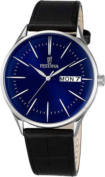 все цены на Мужские часы Festina F6837/3 онлайн