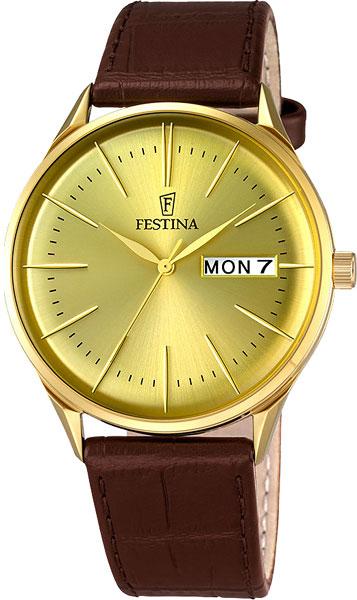 Мужские часы Festina F6838/2 цена и фото