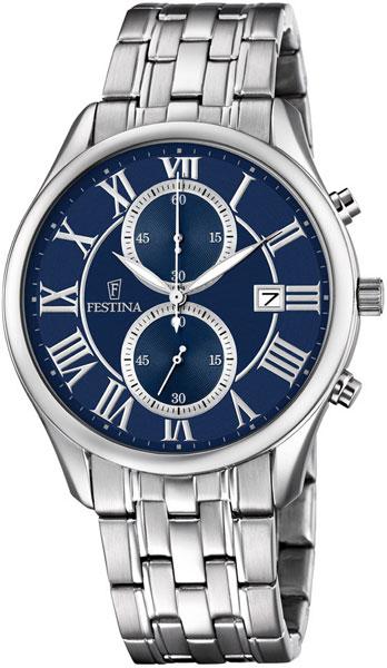 Мужские часы Festina F6854/3 мужские часы festina f16873 1