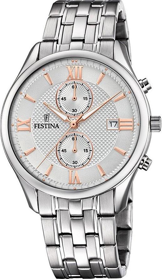 Мужские часы Festina F6854/5 мужские часы festina f20344 5