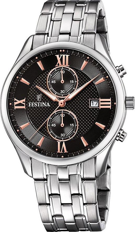 цена Мужские часы Festina F6854/7 онлайн в 2017 году