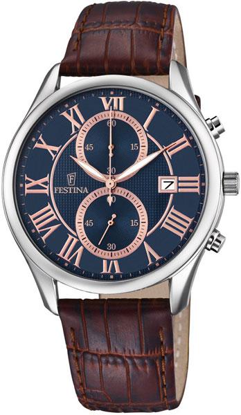 Мужские часы Festina F6855/3 мужские часы festina f20271 3
