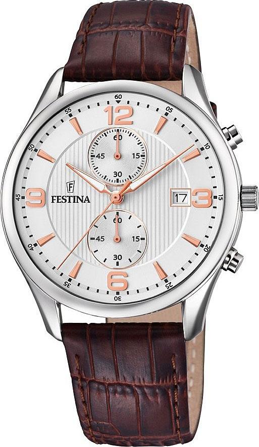 Мужские часы Festina F6855/5 мужские часы festina f20344 5