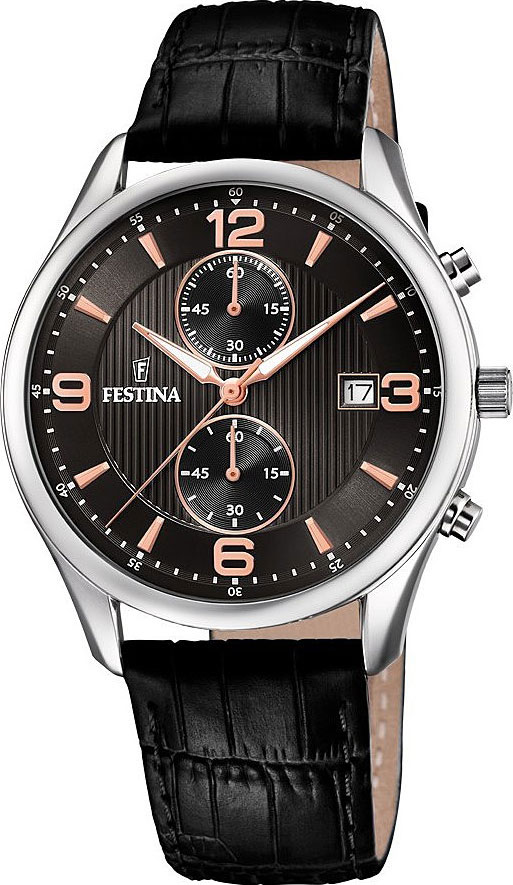 Мужские часы Festina F6855/7 мужские часы festina f6855 5