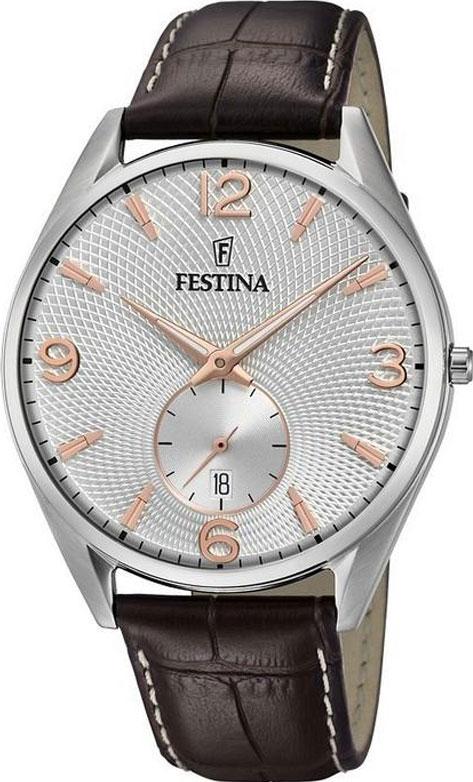Мужские часы Festina F6857/7 все цены