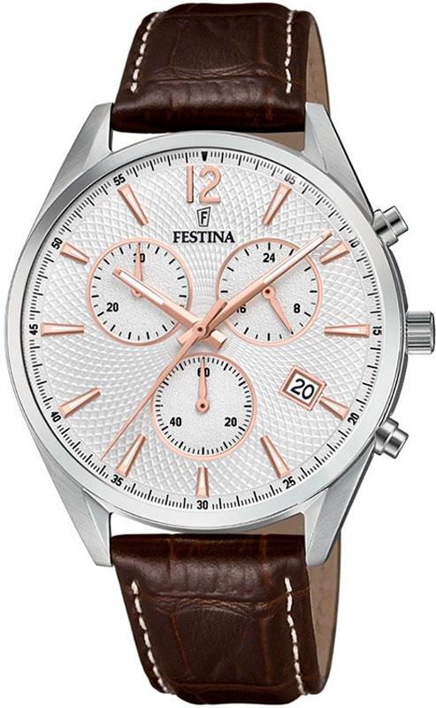 Мужские часы Festina F6860/5 мужские часы festina f20344 5