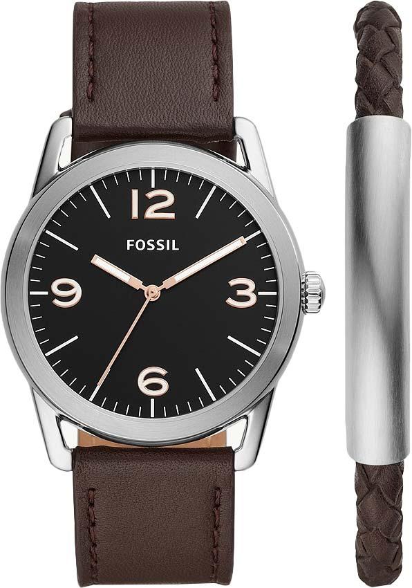 Мужские часы Fossil BQ2465SET