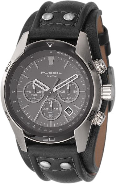 Мужские часы Fossil CH2586 the animal estate – the english