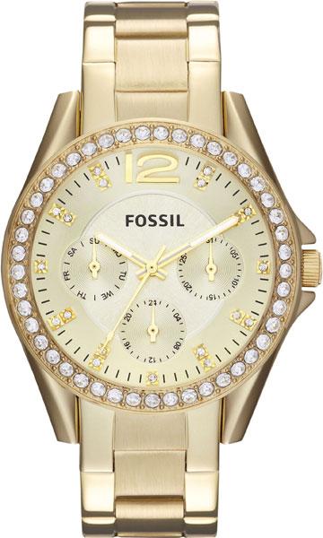 Женские часы Fossil ES3203 fossil часы fossil es3203 коллекция riley