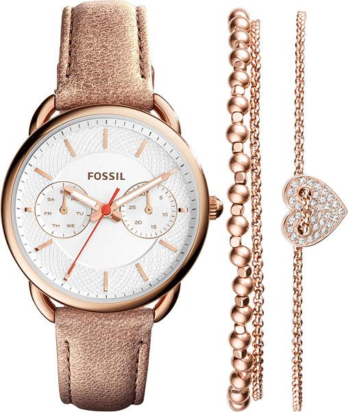 Женские часы Fossil ES4021SET