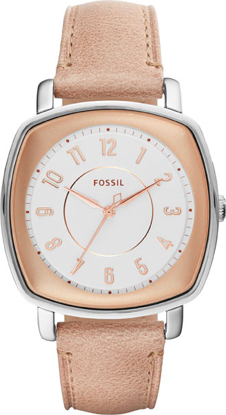 Женские часы Fossil ES4196 fossil часы fossil es4196 коллекция idealist