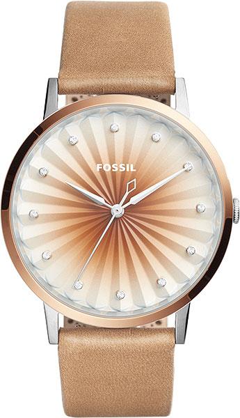 цена  Женские часы Fossil ES4199  онлайн в 2017 году
