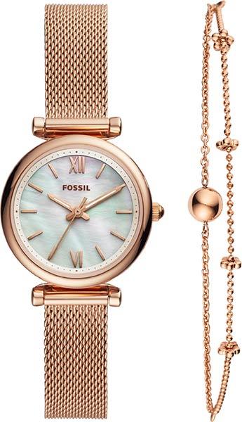 Женские часы Fossil ES4443SET женские часы fossil ch2977