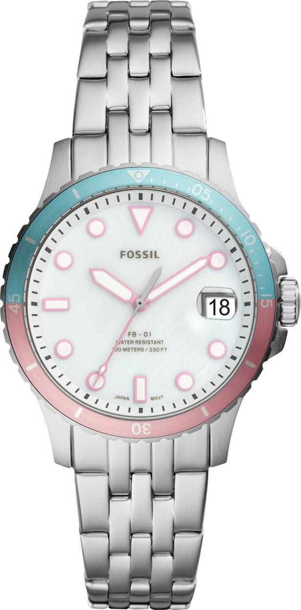 лучшая цена Женские часы Fossil ES4741