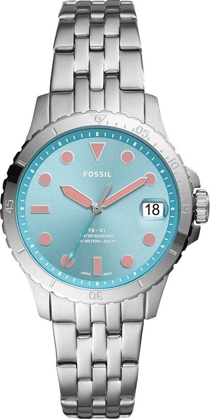 цена Женские часы Fossil ES4742 онлайн в 2017 году