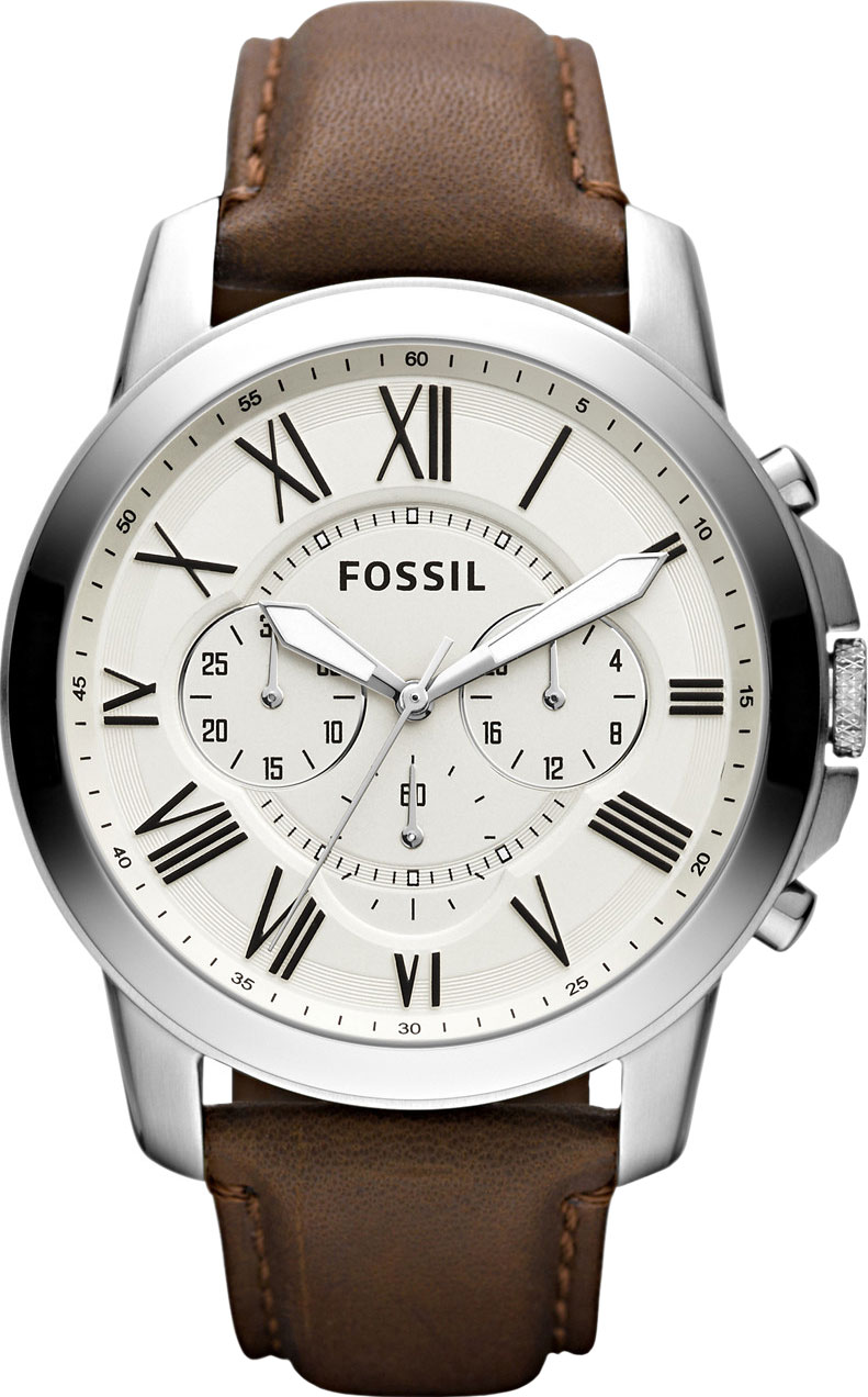 Мужские часы Fossil FS4735IE все цены