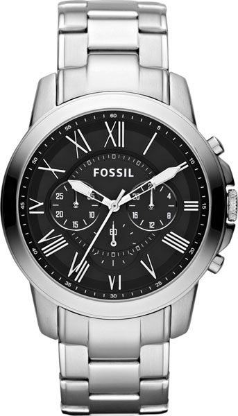 Мужские часы Fossil FS4736 fossil sale fs4736 fossil sale