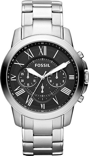 Фото «Наручные часы Fossil FS4736IE с хронографом»