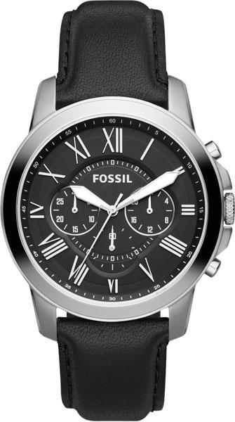где купить Мужские часы Fossil FS4812 по лучшей цене