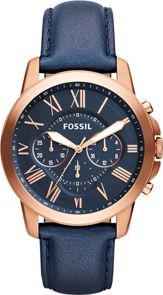 Фото «Наручные часы Fossil FS4835 с хронографом»