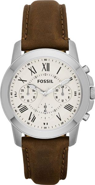 Мужские часы Fossil FS4839 цена и фото