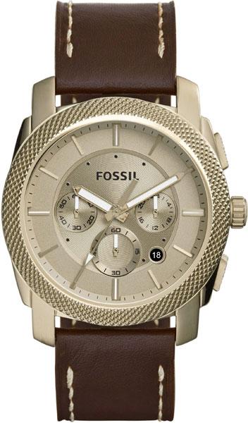 Мужские часы Fossil FS5075 fossil machine fs5075