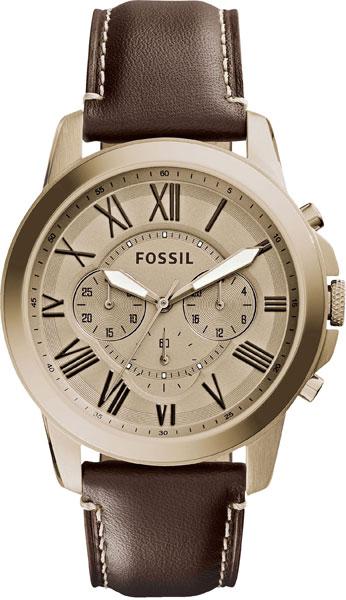 Мужские часы Fossil FS5107 цена и фото