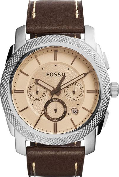Мужские часы Fossil FS5170 fossil часы fossil fs5170 коллекция machine