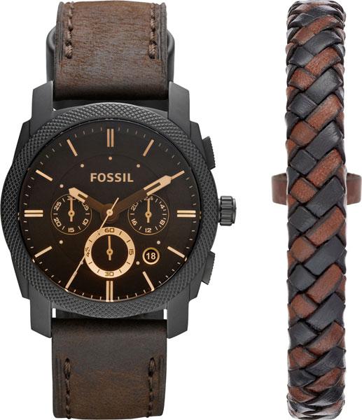 Мужские часы Fossil FS5251SET все цены