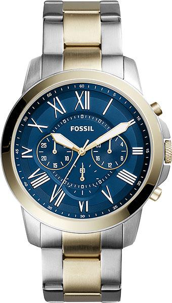 Мужские часы Fossil FS5273 все цены