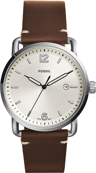 Мужские часы Fossil FS5275  fossil the commuter fs5275