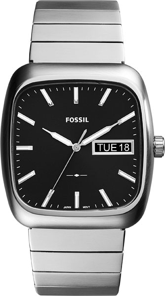 Мужские часы Fossil FS5331 fossil rutherford fs5331
