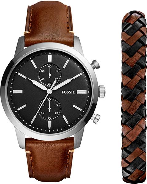 Мужские часы Fossil FS5394SET