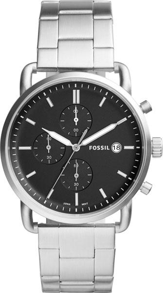 купить Мужские часы Fossil FS5399 по цене 7790 рублей