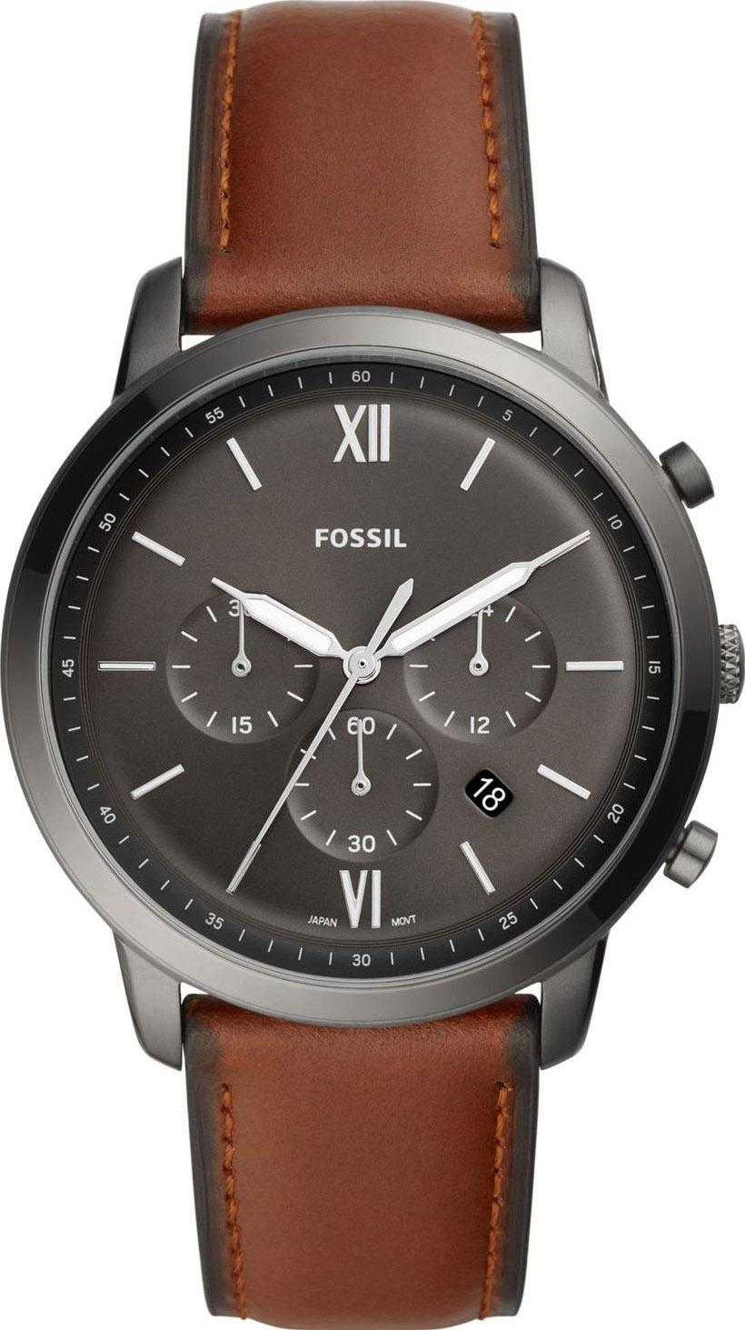 Мужские часы Fossil FS5512 все цены