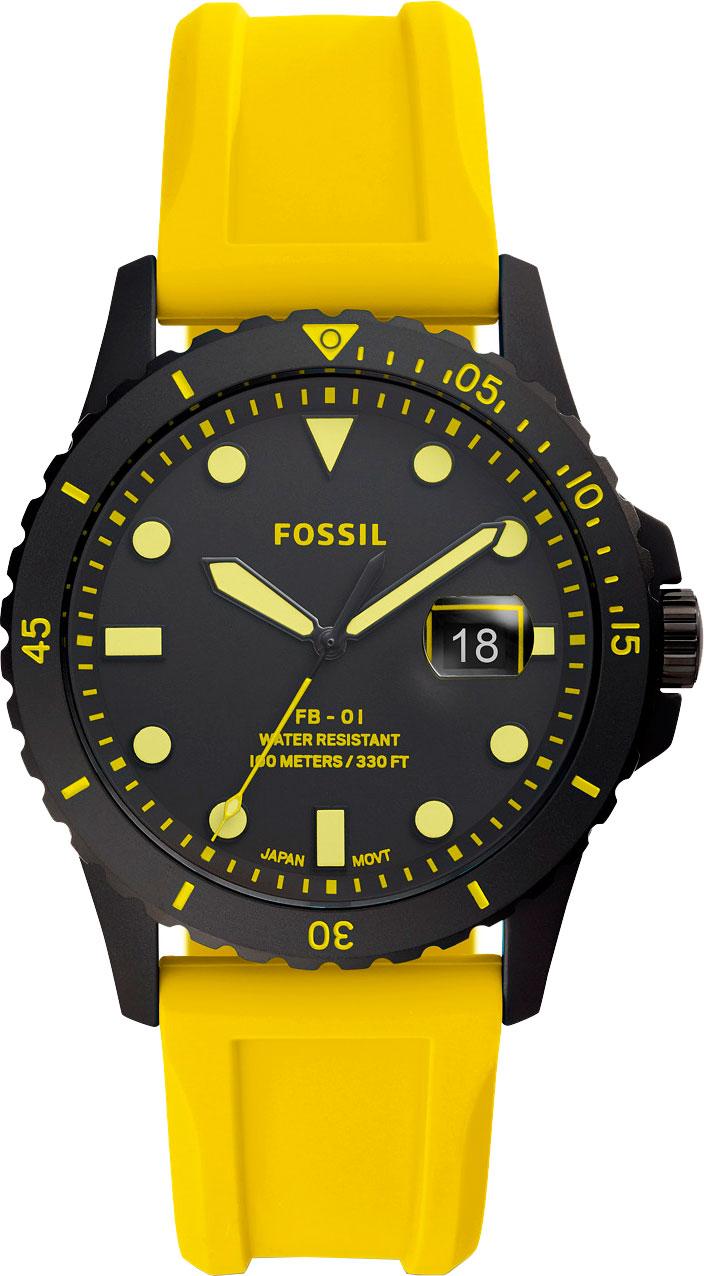 лучшая цена Мужские часы Fossil FS5684