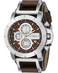 ������� �������� fashion ���� Fossil � ��������� Chronograph, ������ JR1157