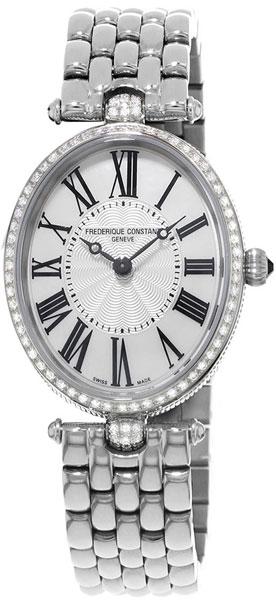 Женские часы Frederique Constant FC-200MPW2VD6B frederique constant art deco fc 200mpw2vd6b