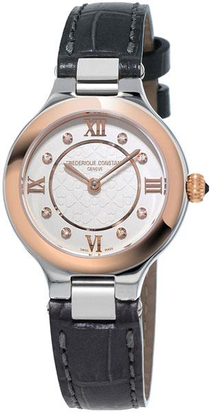 Женские часы Frederique Constant FC-200WHD1ER32 frederique constant slim line moonphase fc 206mpwd1s5b